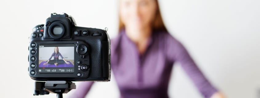 Create Positive Impact in Front of the Camera