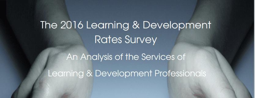 ILP 2016 L&D Rate Survey Results