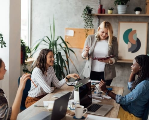 Overcoming Challenges Business Women Face