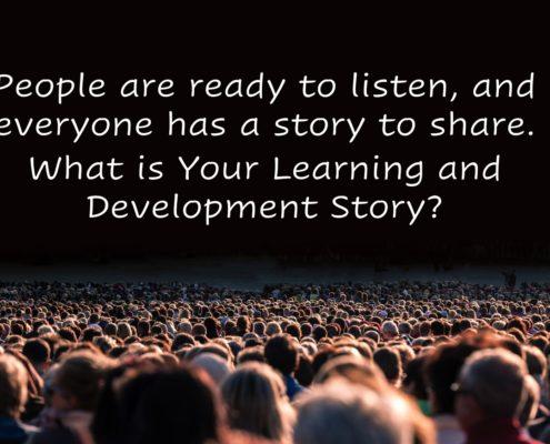 ILP Masterclass – What's Your L&D StoryILP Masterclass – What's Your L&D Story